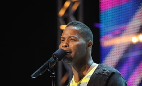 Daryl Black's X Factor Audition