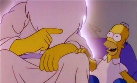 Homer and God