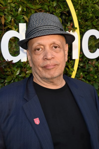 Walter Mosley Attends Sundance
