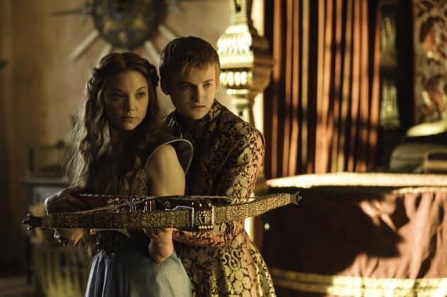 Joffrey and Margaery
