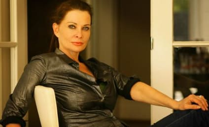 Jane Badler Confirmed as Anna's Mother on V