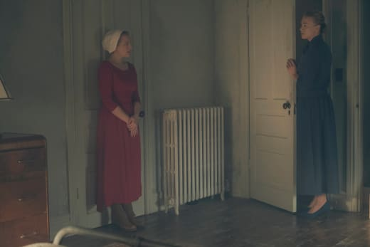 A Startling Proposition - The Handmaid's Tale Season 1 Episode 5