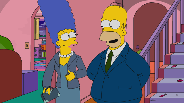 Losing Their Spark - The Simpsons