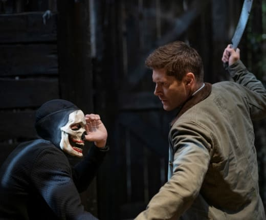 Is That a Monster? - Supernatural Season 15 Episode 20