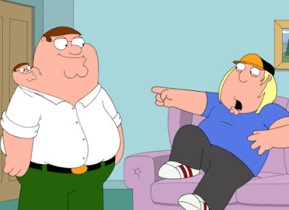 Watch Family Guy Season 12 Episode 2 Online