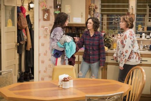 Darlene Gets Involved - Roseanne Season 10 Episode 3