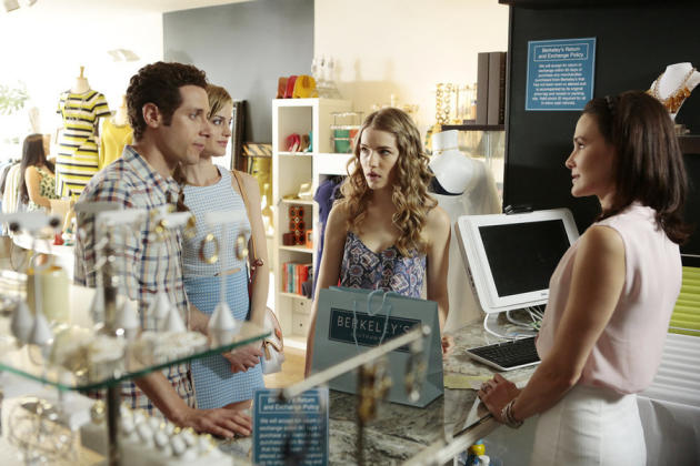 All in the Family on Royal Pains