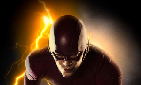 It's The Flash!