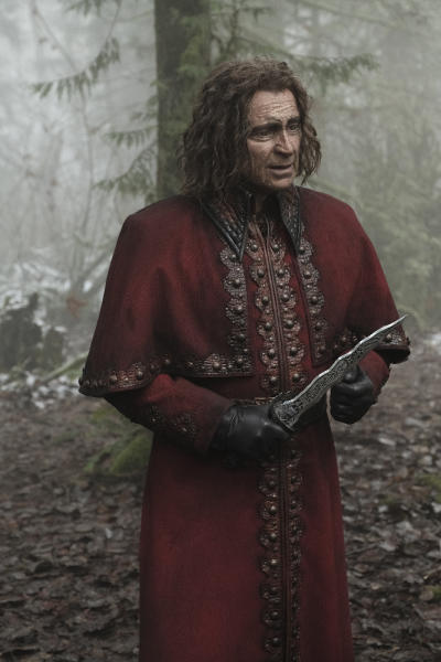 Rumple and his dagger - Once Upon a Time Season 6 Episode 13