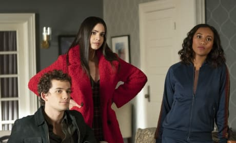 Group Meeting - PLL: The Perfectionists Season 1 Episode 7