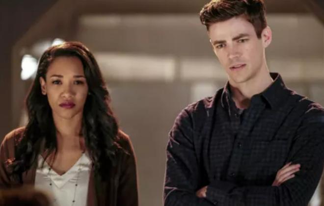 The Flash Promo: Can a Villain from the Future Save Iris?