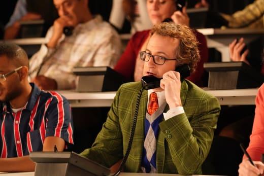 Phone a friend - Fresh Off the Boat Season 6 Episode 9