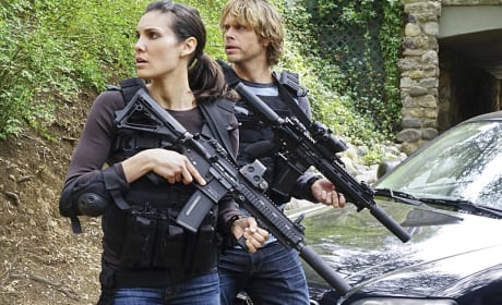 Undercover in Moscow - NCIS: Los Angeles