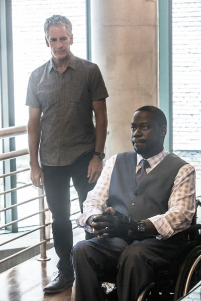 The Brain Implant Trial - NCIS: New Orleans