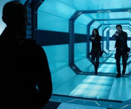 Dark Matter Season 3 Episode 2 - Two and Three Confront Ryo