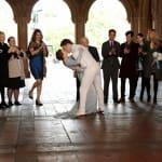 Gossip Girl Wedding Photo
