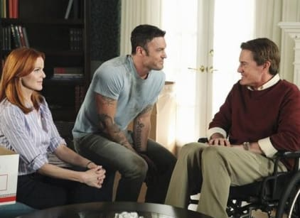 Watch Desperate Housewives Season 7 Episode 11 Online