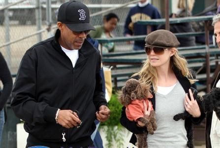 Ellen and Chris: Baseball Style