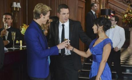Nolan, Padma and Aiden