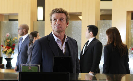 Worried About Lisbon - The Mentalist Season 7 Episode 8