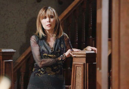 Kate Worries About Deimos - Days of Our Lives