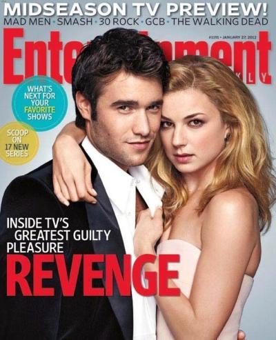 Revenge EW Cover