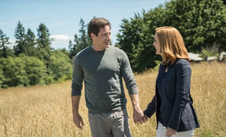 Finding a Way to Communicate - The X-Files