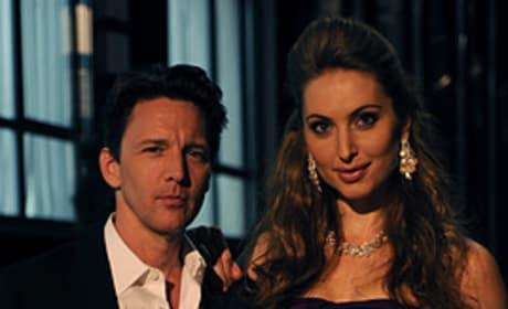 Joe and Tatiana