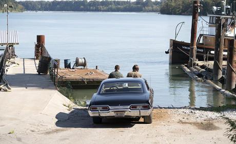 What a view - Supernatural Season 11 Epsiode 5