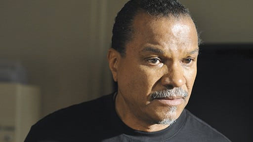 Billy Dee Williams Guest Stars