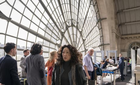 Killing Eve Season 2 First Look: Will Eve Get Arrested?
