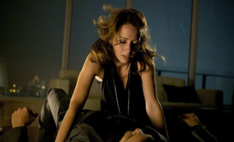 Amy Acker on Grimm