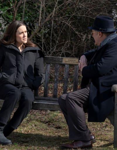 New Case - The Blacklist Season 7 Episode 16