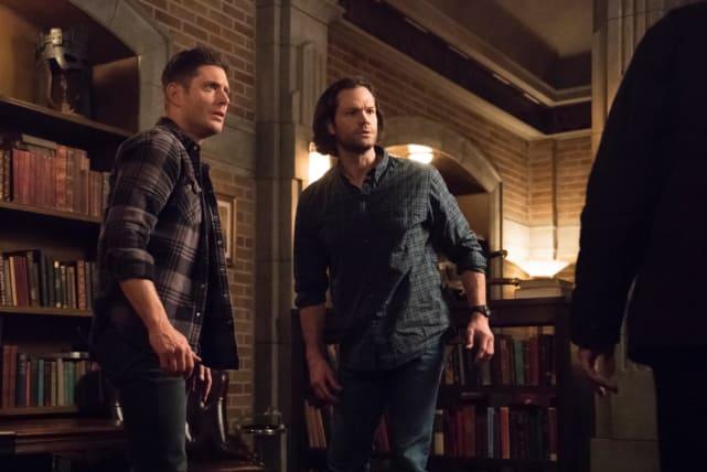 Not as it Seems? - Supernatural Season 14 Episode 13