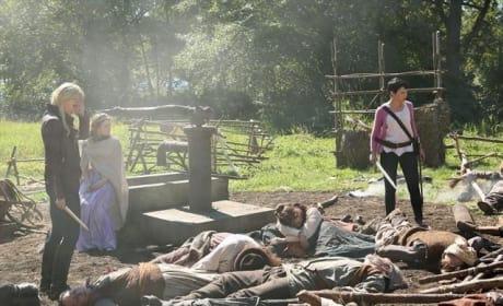 Ogre Attack Scene