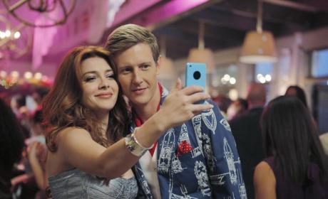 Nolan and Louise Ellis - Revenge Season 4 Episode 10