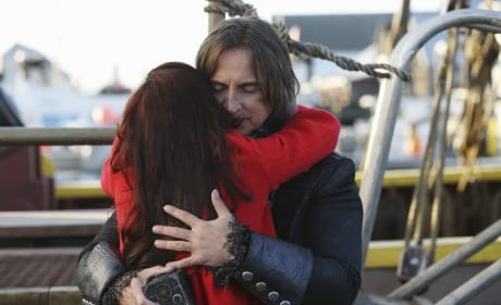 Belle and Rumple - Once Upon a Time