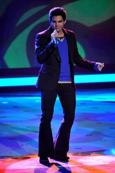 Adam Lambert Audition