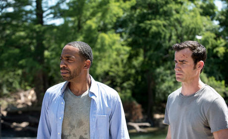 John and Kevin - The Leftovers Season 2 Episode 4