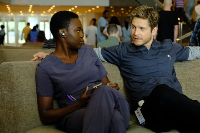 Work Friend Goals - The Resident Season 1 Episode 4