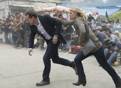 Watch Homeland Season 5 Episode 2 Online