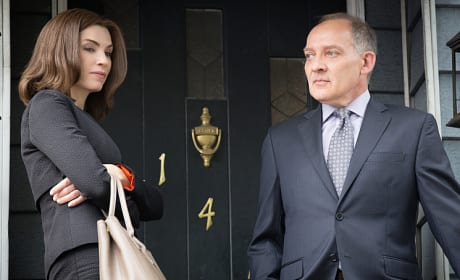 Old Pals - The Good Wife Season 7 Episode 1