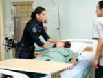 Trapped in the Infirmary - Rookie Blue