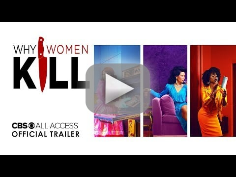 Why Women Kill Official Trailer: They're a Little Dangerous
