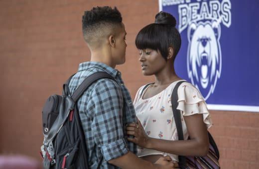 Micah and Keke - Queen Sugar Season 3 Episode 10