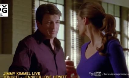Castle Episode Teaser: A Recipe for Murder