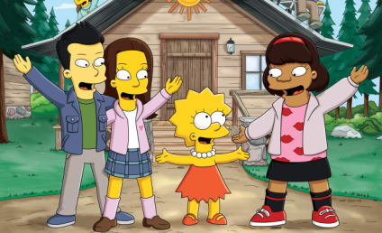 "The Simpsons Season Premiere Review: ""Elementary School Musical"""