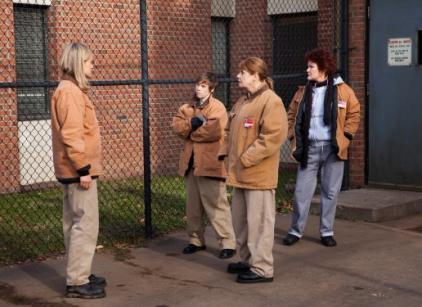 Watch Orange is the New Black Season 1 Episode 5 Online