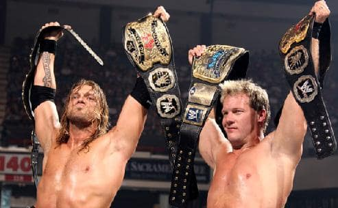 Edge and Jericho