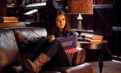 Ahead on The Vampire Diaries: Elena vs. Katherine!